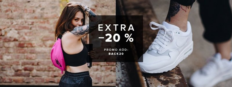 Bag to school na Footshop a sleva 20%!